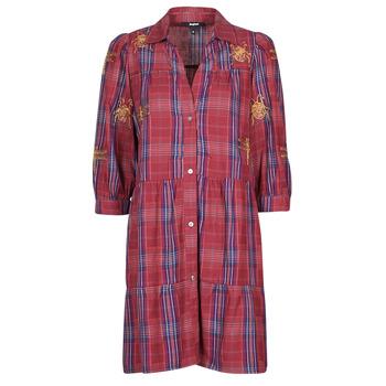Textiel Dames Korte jurken Desigual DORA MAAR Multicolour