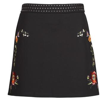 Textiel Dames Rokken Desigual INAYA Zwart
