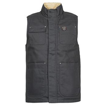 Textiel Heren Dons gevoerde jassen Oxbow N2JOMBAYO Grijs