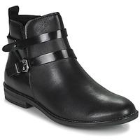 Schoenen Dames Laarzen Marco Tozzi KARIMA Zwart