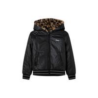 Textiel Meisjes Wind jackets Pepe jeans HANNA Zwart