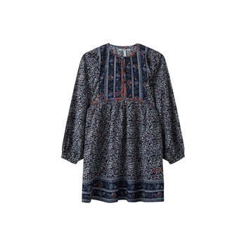 Textiel Meisjes Korte jurken Pepe jeans SUSA Multicolour