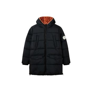 Textiel Jongens Dons gevoerde jassen Pepe jeans FRED Zwart