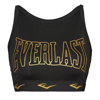 Textiel Dames Sport BHs Everlast DURAN Zwart / Goud