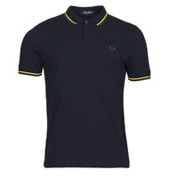 Textiel Heren Polo's korte mouwen Fred Perry THE FRED PERRY SHIRT Blauw