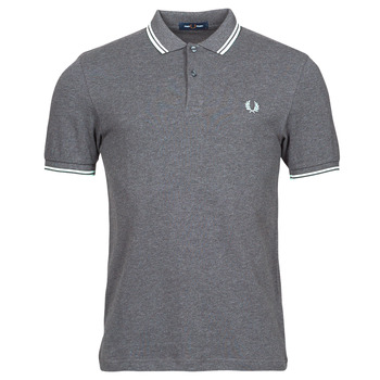 Textiel Heren Polo's korte mouwen Fred Perry THE FRED PERRY SHIRT Grijs
