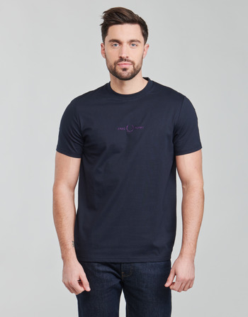 Fred Perry EMBROIDERED T SHIRT