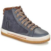 Schoenen Jongens Hoge sneakers Bisgaard GEORG Marine