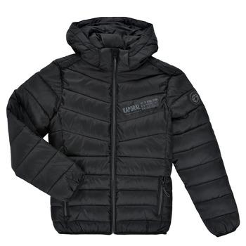 Textiel Jongens Dons gevoerde jassen Kaporal JOLYM Zwart