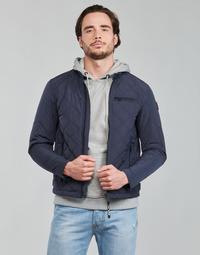 Textiel Heren Wind jackets Replay M8000 Blauw