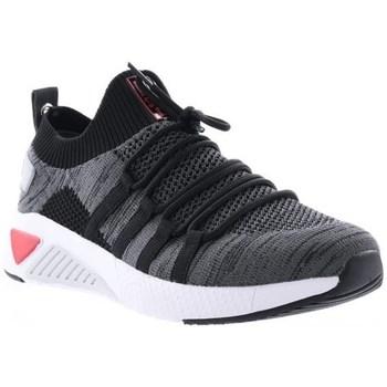 Schoenen Dames Lage sneakers Big Star HH274532 Noir, Gris