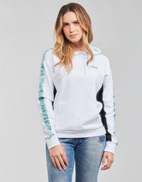 Textiel Dames Sweaters / Sweatshirts Fila NAGE HOODY Wit