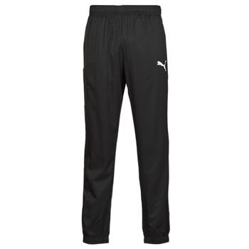 Textiel Heren Trainingsbroeken Puma ESS ACTIVE WOVEN PANT Zwart