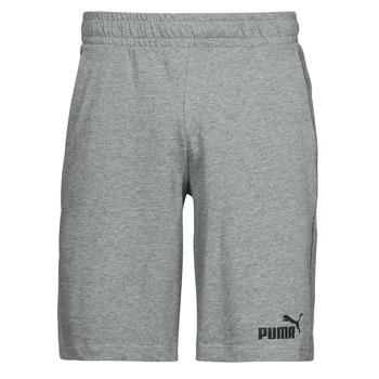 Textiel Heren Korte broeken / Bermuda's Puma ESS JERSEY SHORT Grijs