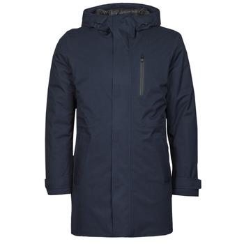 Textiel Heren Parka jassen Geox CLINTFORD Marine