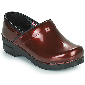 Schoenen Dames Klompen Sanita PROF Bordeaux
