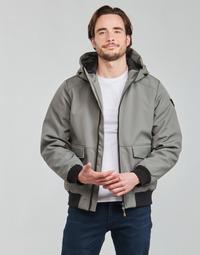 Textiel Heren Wind jackets Kaporal AYO Grijs