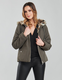 Textiel Dames Wind jackets Kaporal FADDY Kaki