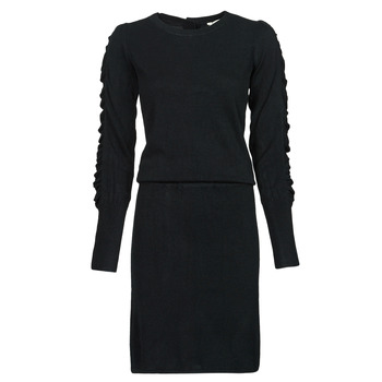 Textiel Dames Korte jurken Kaporal DULL Zwart