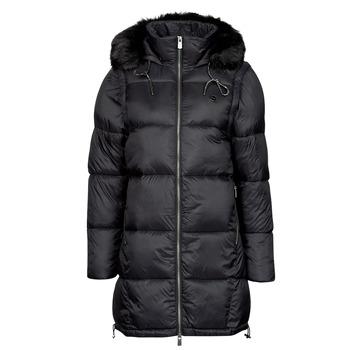 Textiel Dames Dons gevoerde jassen Kaporal FAFA Zwart