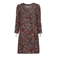 Textiel Dames Korte jurken One Step FT30121 Rood / Multicolour