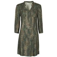 Textiel Dames Korte jurken One Step FT30011 Kaki