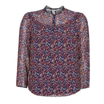 Textiel Dames Korte jurken One Step FT13191 Roze / Multicolour