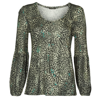 Textiel Dames Tops / Blousjes One Step FT10021 Groen