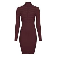 Textiel Dames Korte jurken Morgan RMENTO Bordeaux