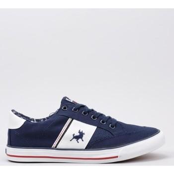 Schoenen Heren Lage sneakers Lois  Blauw