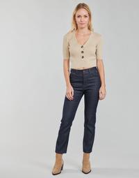 Textiel Dames Straight jeans Freeman T.Porter MONIKA DENIM Blauw / Brut