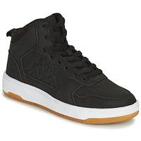Schoenen Jongens Hoge sneakers Kappa SEATTLE MID Zwart