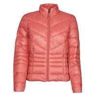 Textiel Dames Dons gevoerde jassen Vero Moda VMSORAYAZIP Roze