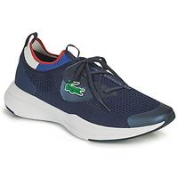 Schoenen Heren Lage sneakers Lacoste RUN SPIN KNIT 0121 1 SMA Marine