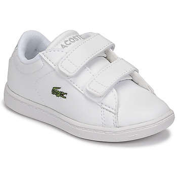 Schoenen Kinderen Lage sneakers Lacoste CARNABY EVO BL 21 1 SUI Wit