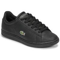 Schoenen Kinderen Lage sneakers Lacoste CARNABY EVO BL 21 1 SUJ Zwart