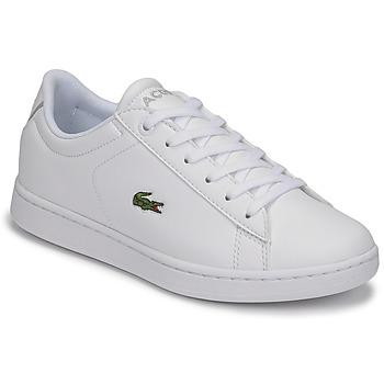 Schoenen Kinderen Lage sneakers Lacoste CARNABY EVO BL 21 1 SUJ Wit