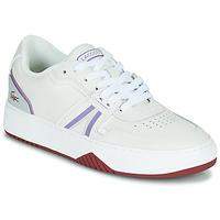 Schoenen Dames Lage sneakers Lacoste L001 0321 1 SFA Wit / Violet