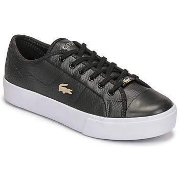 Schoenen Dames Lage sneakers Lacoste ZIANE PLUS GRAND 07211CFA Zwart