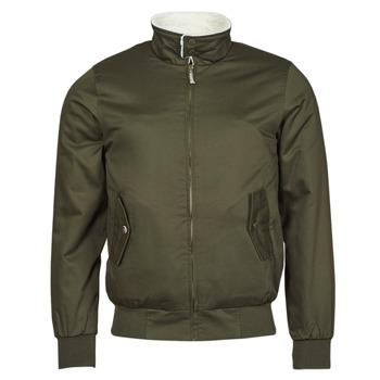 Textiel Heren Wind jackets Harrington HARRINGTON SINATRA Kaki