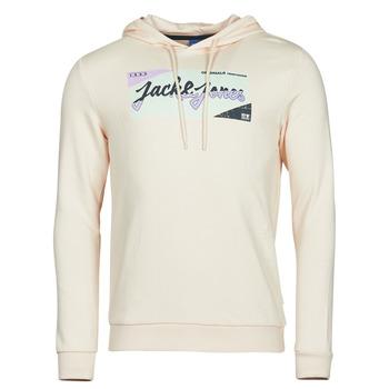 Textiel Heren Sweaters / Sweatshirts Jack & Jones JORLOGON Beige