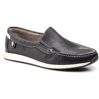 Schoenen Heren Mocassins Iberico Shoes Mocasines de hombre de piel by Ibérico Noir