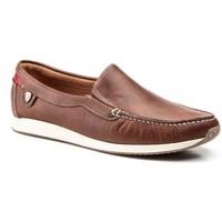 Schoenen Heren Mocassins Iberico Shoes Mocasines de hombre de piel by Ibérico Marron