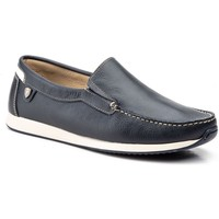 Schoenen Heren Mocassins Iberico Shoes Mocasines de hombre de piel by Ibérico Bleu