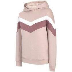 Textiel Dames Sweaters / Sweatshirts 4F BLD020 Beige