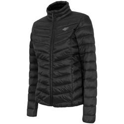 Textiel Heren Jacks / Blazers 4F KUDP003 Noir