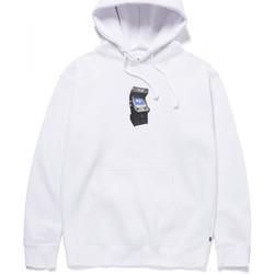 Textiel Heren Sweaters / Sweatshirts Huf Sweat arcade hood Wit