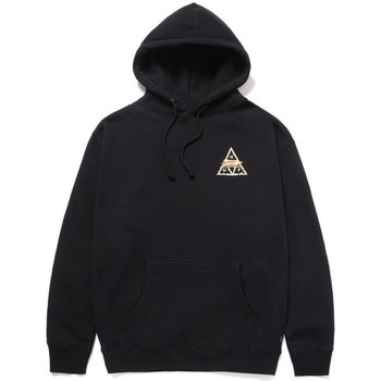 Textiel Heren Sweaters / Sweatshirts Huf Sweat blanka tt hood Zwart