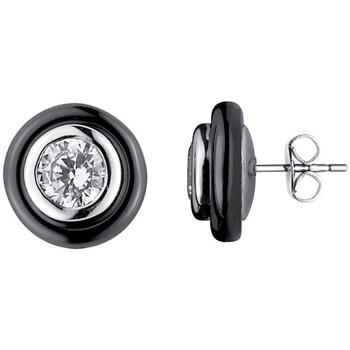 Horloges & Sieraden Dames Oorbellen Phebus Boucles d'oreilles  pour Elle Argent