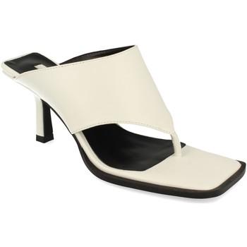 Schoenen Dames Sandalen / Open schoenen Buonarotti 1JB-1053 Blanco
